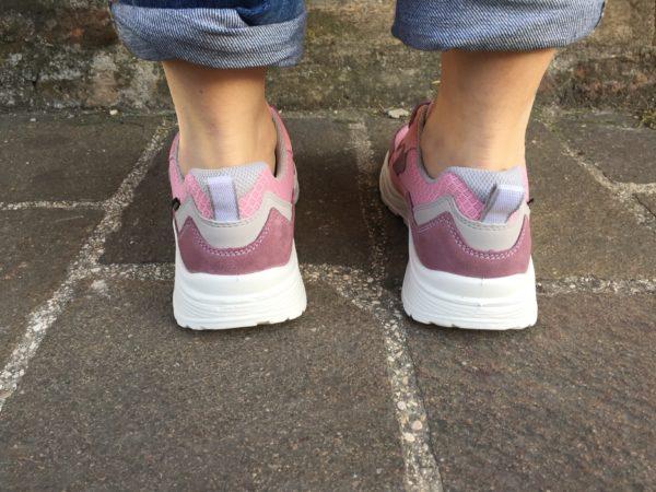 Superfit 0-609322-9000 sneaker bambina rosa