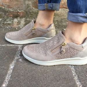 Imac scarpa donna mink/beige 506551
