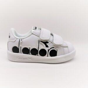 diadora game p bolder td sneaker bambino