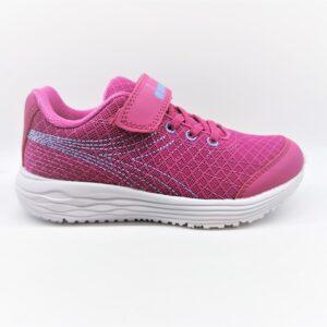 Diadora scarpa running bambina rosa Flamingo 5 JR
