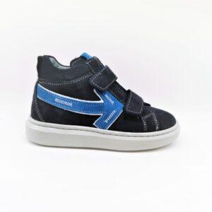nero giardini junior sneaker bambino blu I023923M