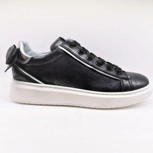 Nero giardini sneakers ragazza grigio I031680F
