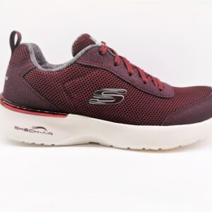 skechers sneakers donna bordeaux 12947/BURG