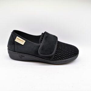 diamante pantofola donna nero diamanteAL629148