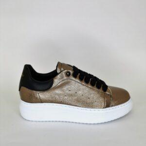 exton sneakers donna venere bronzo 1595