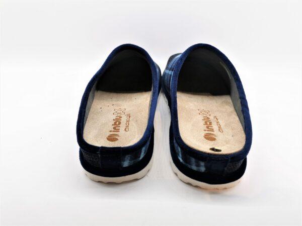 inblu ciabatta donna blu CS28