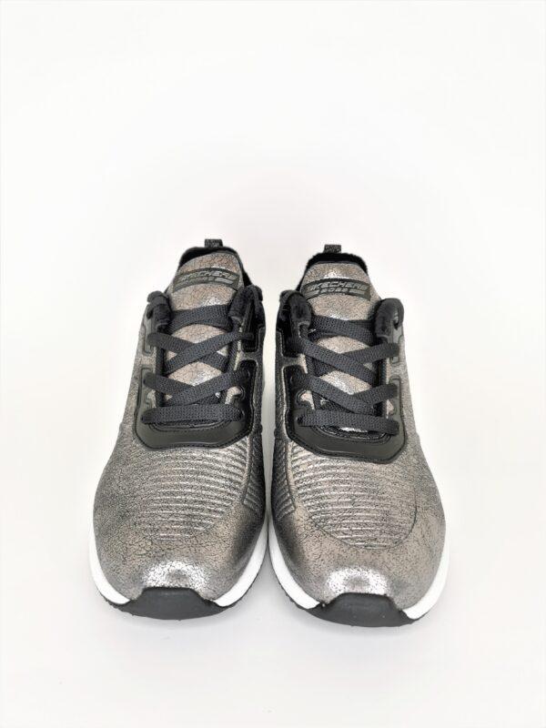 skechers sneakers da donna di colore grigio 33155/PEW