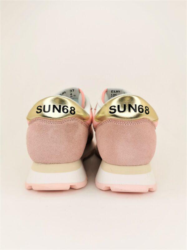 sun68 scarpa sneakers donna rosa running
