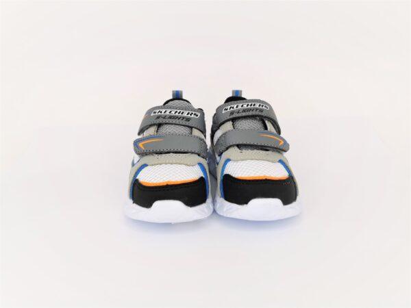 skechers sneakers s lights 90751n/gybk