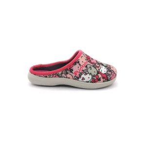 Inblu pantofola rosa da bambina con fantasia piccoli unicorni